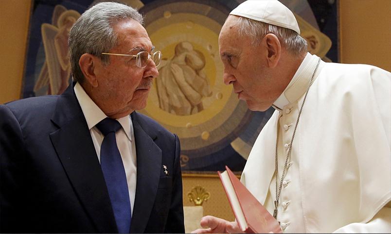 Diplomacia secreta vaticana: el capítulo cubano