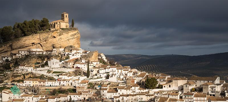 Castillo de Montefío