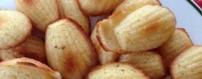Madeleines di Lux