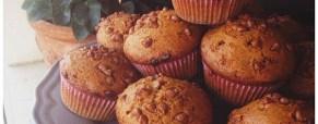 Muffin golosi per la colazione degli intolleranti a latte e uova