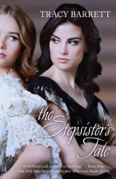 The Stepsister's Tale by Tracy Barrett Goodreads | Purchase What really happened after the clock struck midnight? Jane Montjoy is tired of being a lady. She's tired of pretending to live up to the standards of her mother's noble family-especially now that the family's wealth is gone and their stately mansion has fallen to ruin. It's hard enough that she must tend to the animals and find a way to feed her mother and her little sister each day. Jane's burden only gets worse after her mother returns from a trip to town with a new stepfather and stepsister in tow. Despite the family's struggle to prepare for the long winter ahead, Jane's stepfather remains determined to give his beautiful but spoiled child her every desire. When her stepfather suddenly dies, leaving nothing but debts and a bereaved daughter behind, it seems to Jane that her family is destined for eternal unhappiness. But a mysterious boy from the woods and an invitation to a royal ball are certain to change her fate... From the handsome prince to the evil stepsister, nothing is quite as it seems in Tracy Barrett's stunning retelling of the classic Cinderella tale.