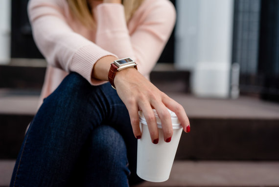 great gifts for moms | Creek Reflections fitbit bracelet