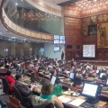 Ecuador's National Assembly voted for a new marriage law on Monday.