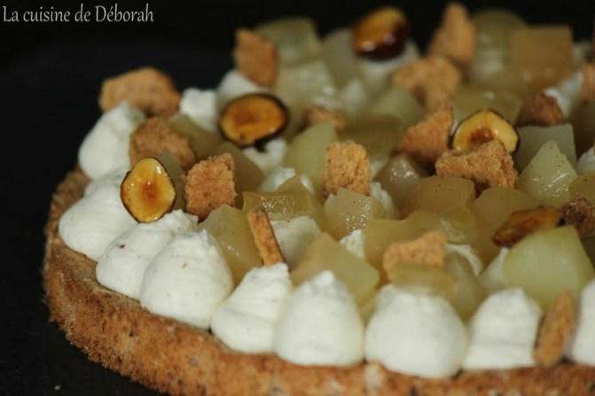 """""""Fantastik"""" poires et épices , Cuisine de Deborah"""