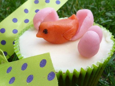 Cupcakes de Pâques au citron