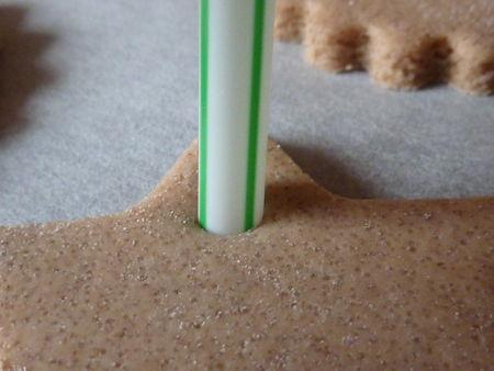 Suspensions en pâte à sel pour Noël  Cuisine de Deborah