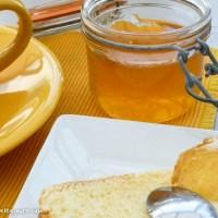 Gelée de mimosa au citron