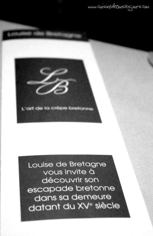 Crêperie Louise de Bretagne - Le Conquet