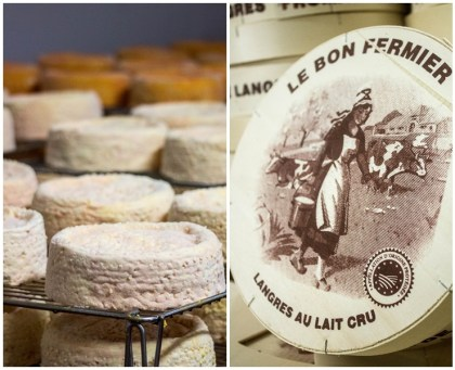 Fromagerie Remillet -Haute Marne – ©www.cuisinedetouslesjours.com