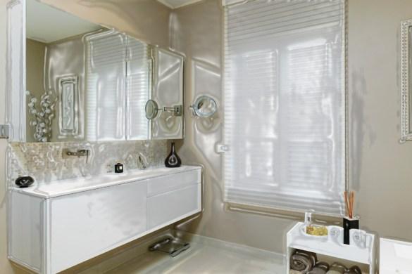 La gr ce d 39 une salle de bains sous le soleil - Robinet bulthaup ...