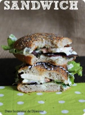 Sandwich ultra rapide