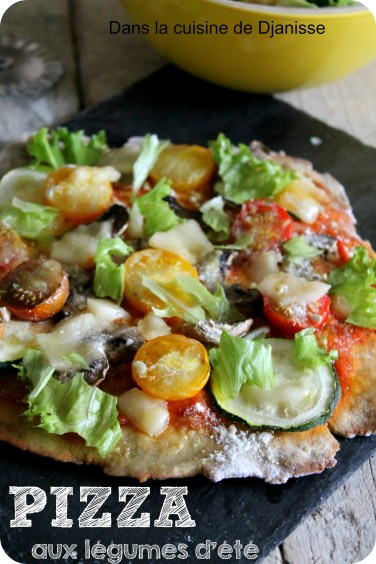 Vegan gluten free pizza