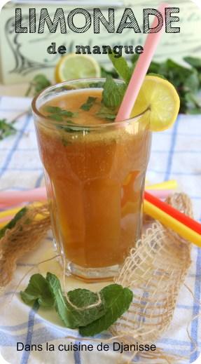 Limonade de mangue