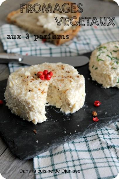 fromages végétaux