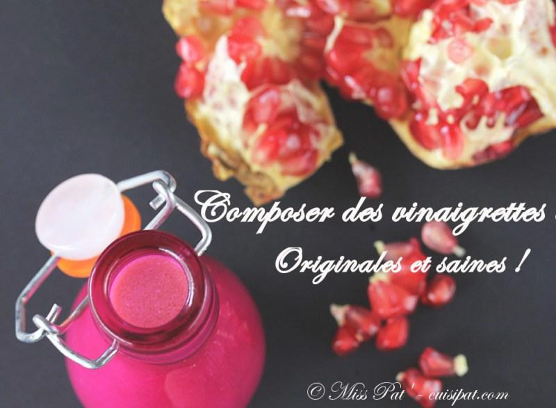 sauce vinaigrettes blog