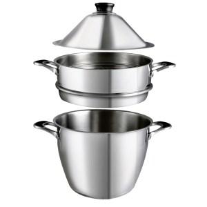 cuisson à la vapeur douce