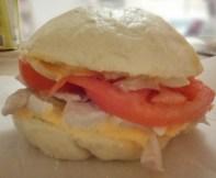 Burger vapeur : recette facile