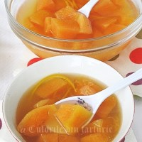 Compot de pepene galben