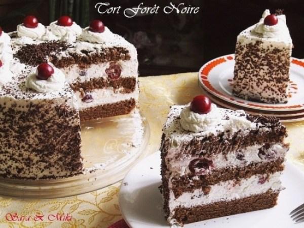 Tort Forêt Noire 3-1