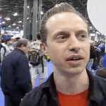 Johnny X talks Parade (with Fireworks) at New York Comic Con