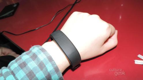 la smartband de Sony