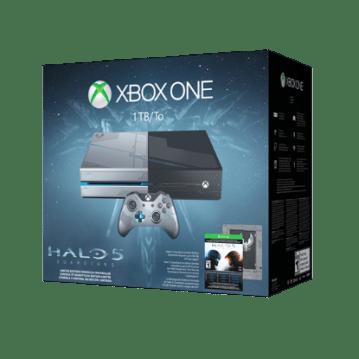 Bundle Xbox One Halo 5