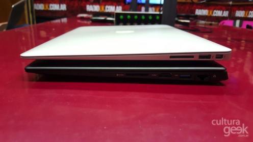 Bangho G05 vs Macbook Air