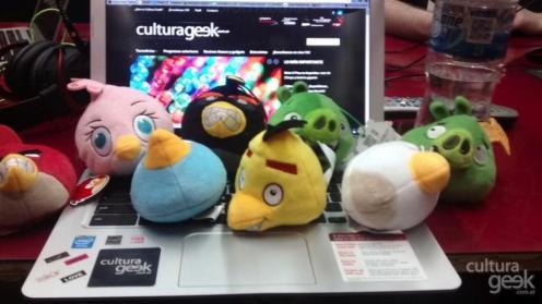 Angry Birds Mc Donalds culturageek 222 Los exploradores y Banda del futuro