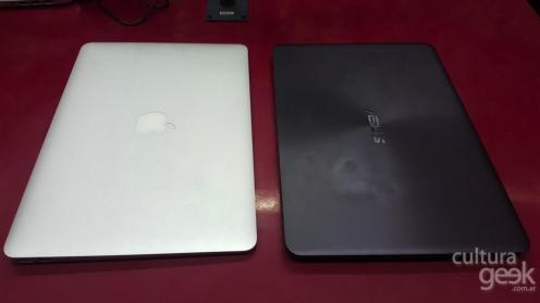 Comparación: Macbook Air vs Asus Zenbook