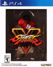 Street Fighter V edición de colección culturageek.com.ar