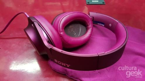 H.ear on Sony Hear.on auriculares headphones culturageek.com.ar analisis review