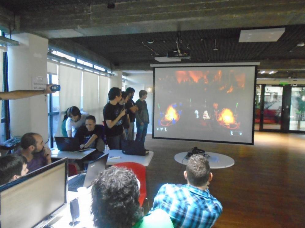 Cultura Geek Global Game Jam Cierre 3