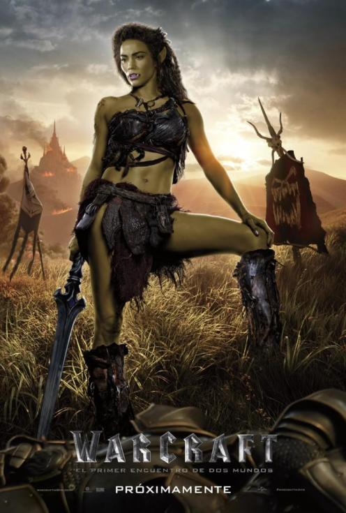 Cultura Geek Warcraft Posters Promocionales 7