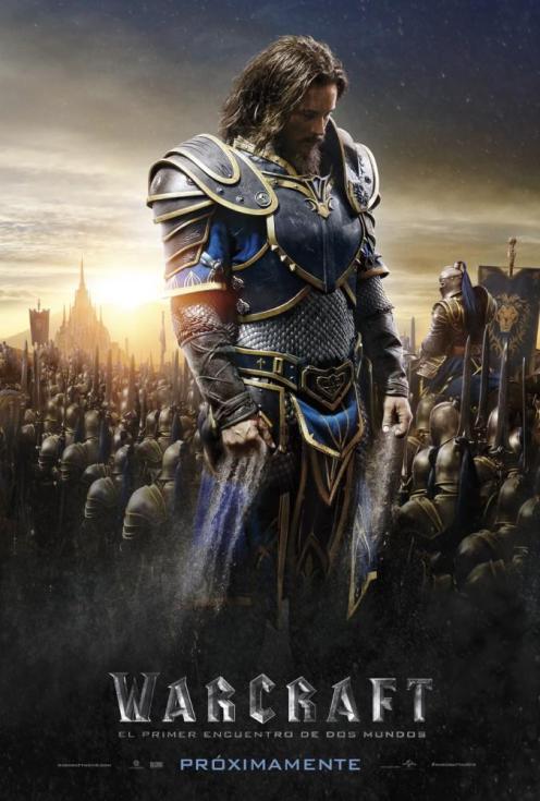 Cultura Geek Warcraft Posters Promocionales 5