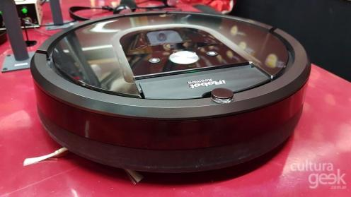 Roomba 980 en argentina culturageek.com.ar