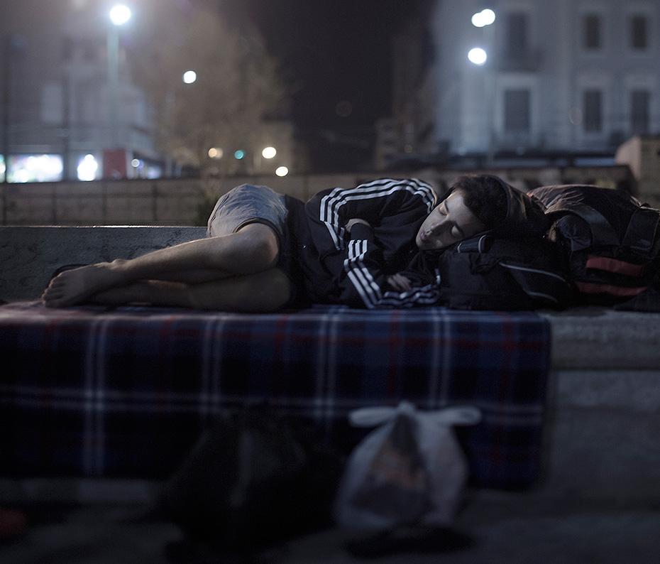 Magnus Wennman World Press Photo Award refugee Syria15