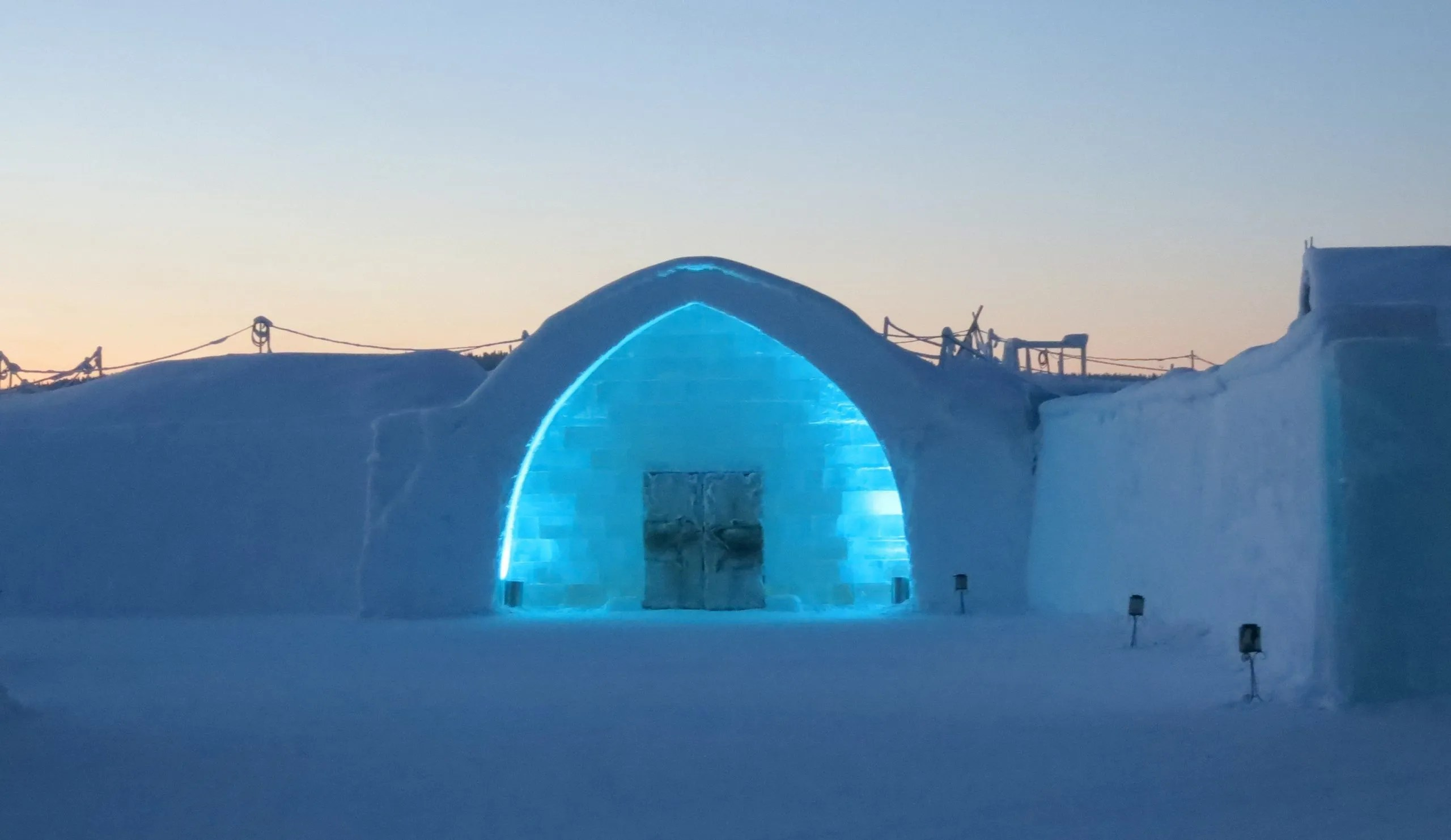 Warm and Cold : Stay at the Icehotel in Swedish Lapland | Cultural Wednesday Travel Blog