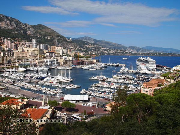 Port de Fontvielle, Monaco