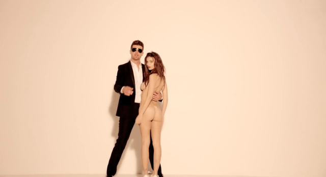 Robin Thicke - Blurred Lines_09