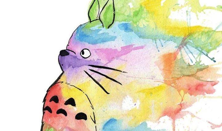 Mi vecino Totoro2