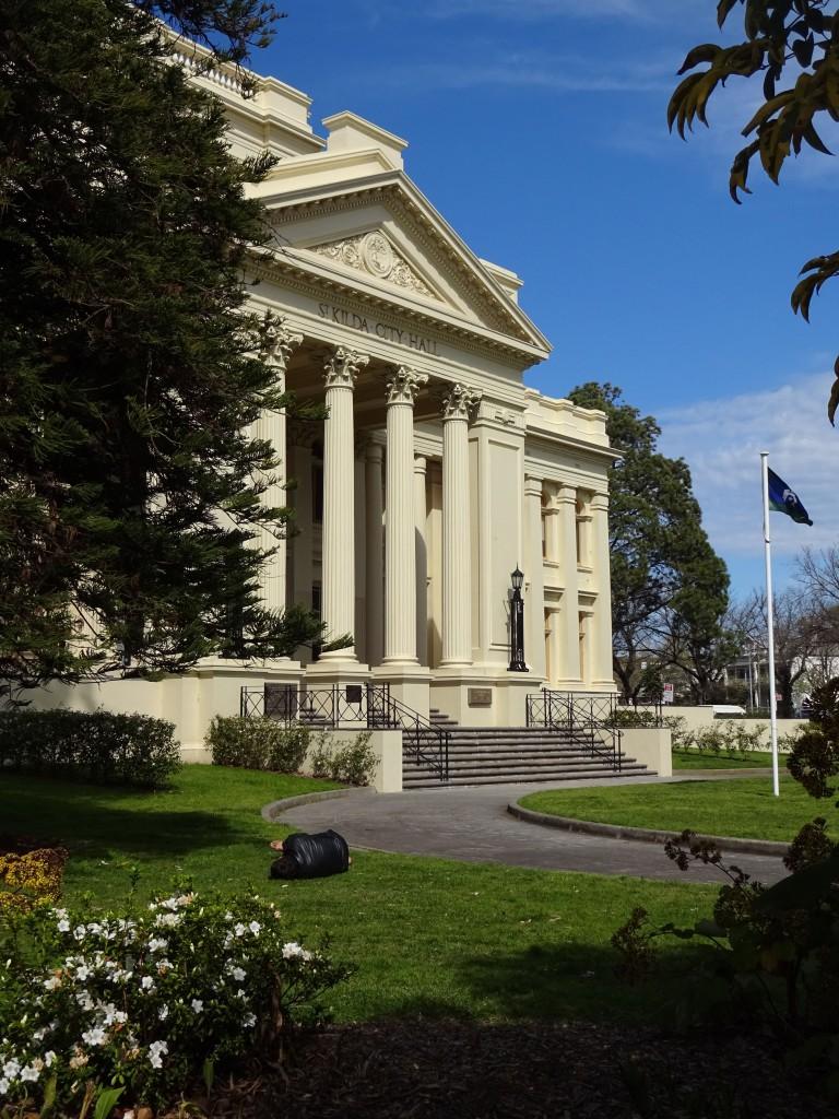 St Kilda Town Hall