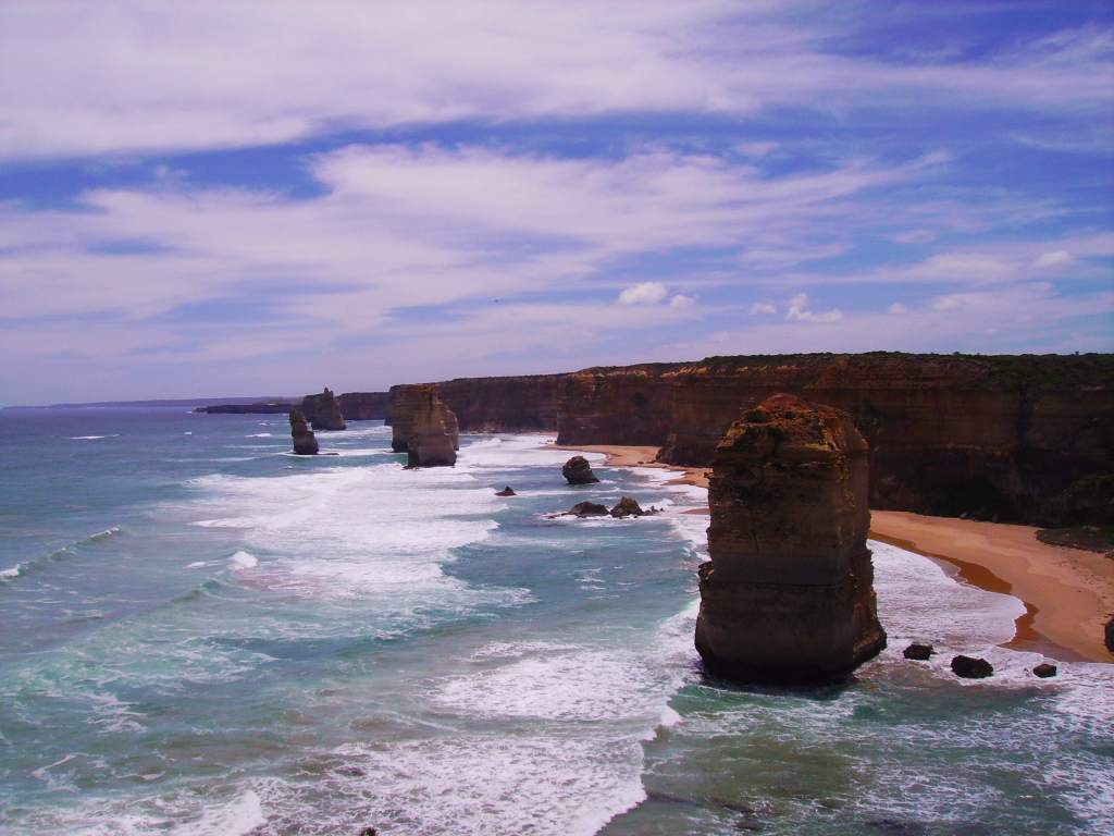 Twelve Apostles, Great Ocean Road, 2008