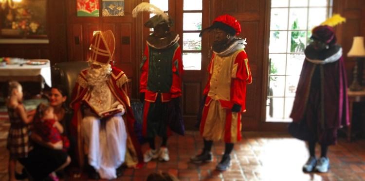 Sinterklaas - Most popular family holiday in the Netherlands