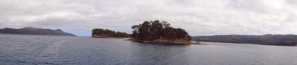 Point Puer and Isle of the Dead, Port Arthur, Tasmania