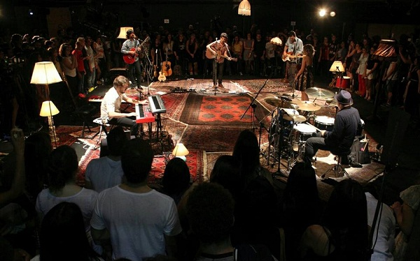 Muito Mais que o Amor - Ao vivo (foto: Roberto Lopes)