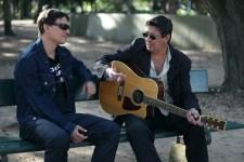 Cristiano Bastos e Julio Reny_foto Giovani Paim
