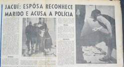 Jornais da época cobriram amplamente o caso