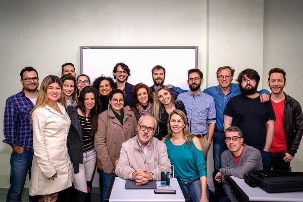 Luiz Antonio de assis brasil turma oficina literaria