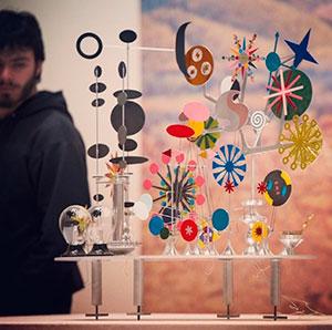 Obra brinquedo solar da bienal do mercosul