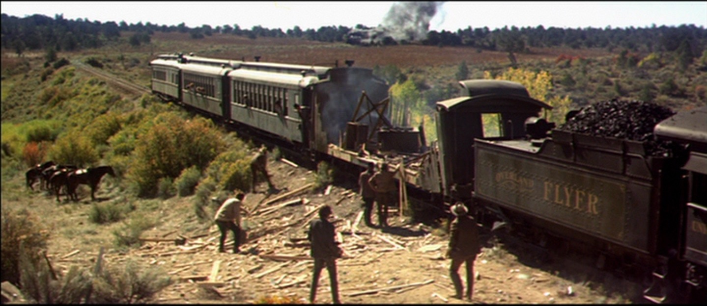 1 2nd Train Robbery